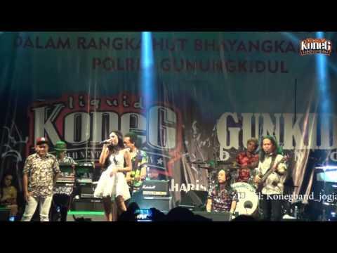 DITINGGAL RABI ~ KONEG LIQUID feat Nella Kharisma [POLRES GUNUNG KIDUL - HUT BHAYANGKARA Ke 71]