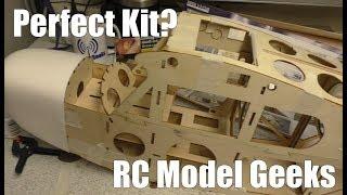 Hobbyking J3 Cub 1800mm DW Hobby build Pt2 RC Model Geeks