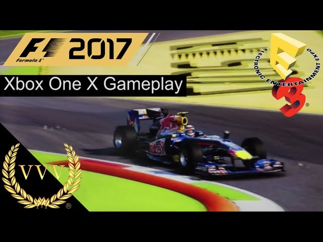 F1 2017 - Xbox One X Gameplay & Replay