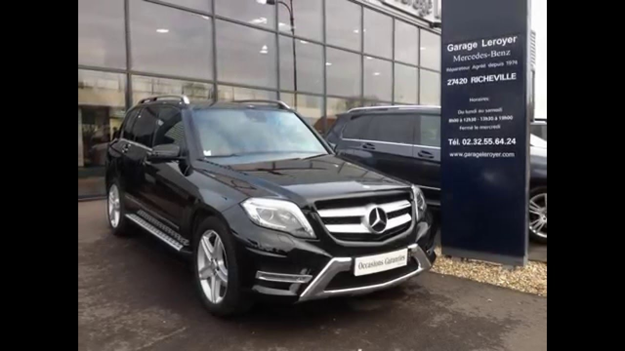 mercedes glk 220 cdi fascination 4matic 7g-tronic - youtube