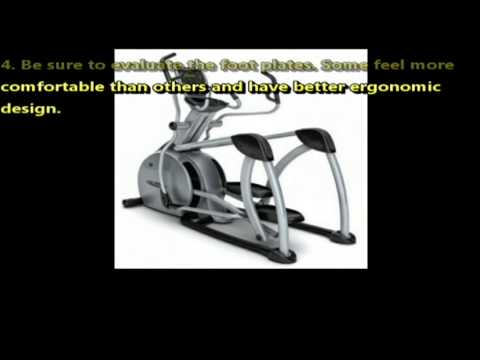 How To Buy An Elliptical Trainer