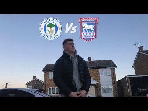 Wigan Athletic vs Ipswich Town 23rd February 2019 (MATCH REVIEW)