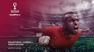 Equatorial Guinea v South Sudan - FIFA World Cup Qatar 2022™ qualifier - FRENCH COMMENTARY