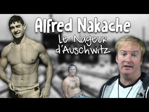 Alfred Nakache, Swimmer of Auschwitz - Hello Dippers #59