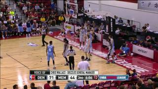 Jimmer Fredette Hits The Insane Circus Shot!
