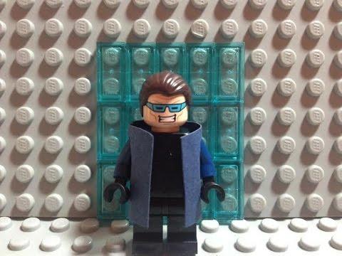 Lego Cw Captain Cold Custom Youtube
