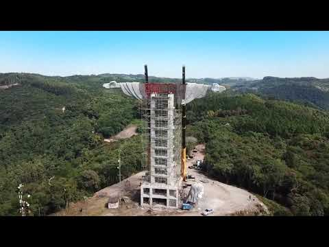 Brazil building new Jesus statue even taller than Rio's Christ the Redeemer