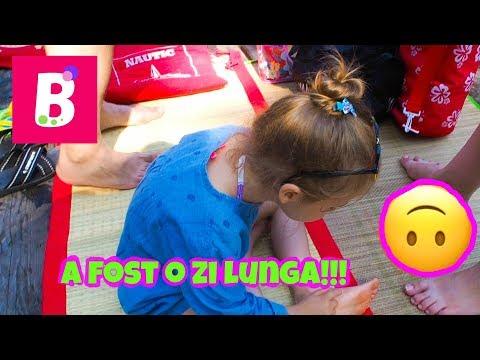 A fost o zi lunga | IT WAS A LONG DAY!!! | Bainca Kids Show