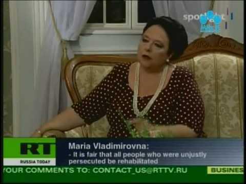 Maria Vladimirovna Interview - Part 1