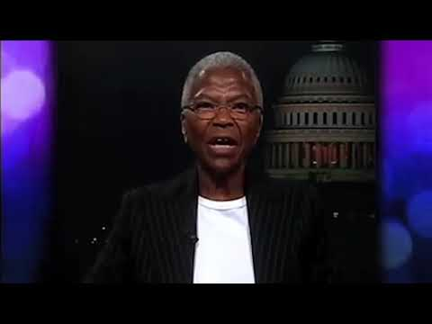 The Tavis Smiley Show Appearance - Dr. Mary Frances Berry
