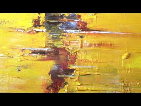 Color Theory - Oil Painting techniques - Abstract Artist Patrick John Mills