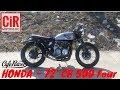 Honda CB 500 Four Cafe Racer ?? - La Mélodie du Bonheur !??