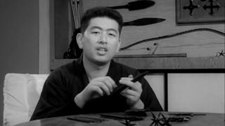 """Ninjutsu 1001 Nights"" by Masaaki Hatsumi at modern ninja master"