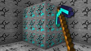 Paso Minecraft pero puedo MINAR un CHUNK ENTERO 💎😱 Invictor y Acenix