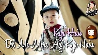 Little baby Keh du tume ya chup rho status