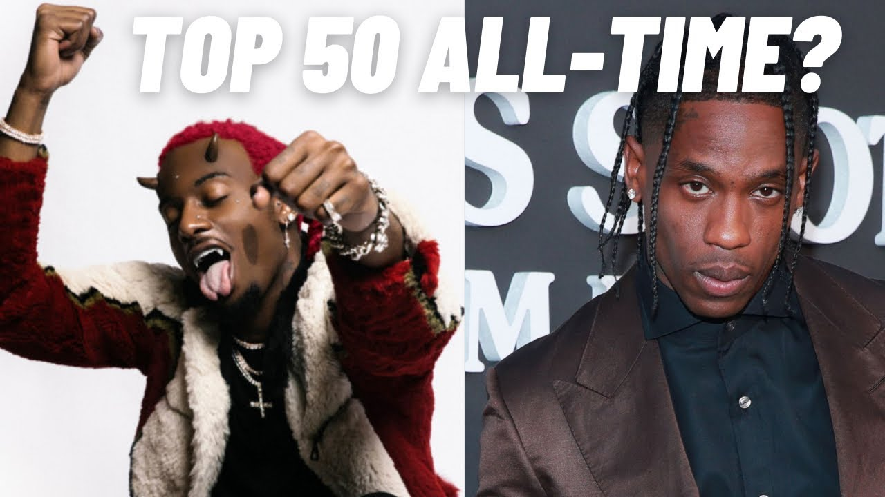 Why Playboi Carti and Travis Scott top 50 all time… - Without Warning Podcast #9