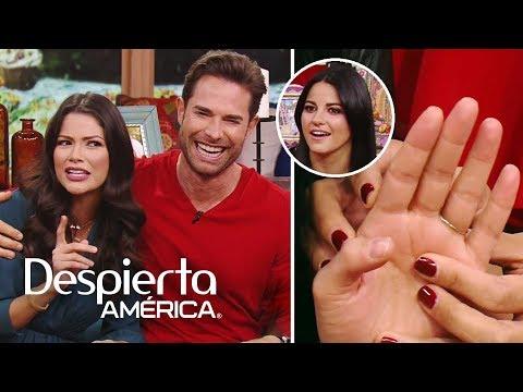 DAEnUnMinuto: ¿El esposo de Ana Patricia se pone celoso de Sebastián Rulli?