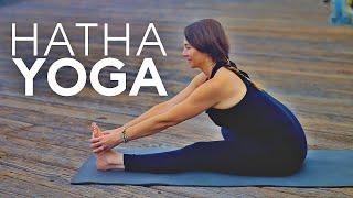 Hatha Yoga (1 Hour) Full Body Class