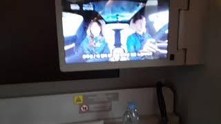 동대구 부산 SRT 315 열차풍경
