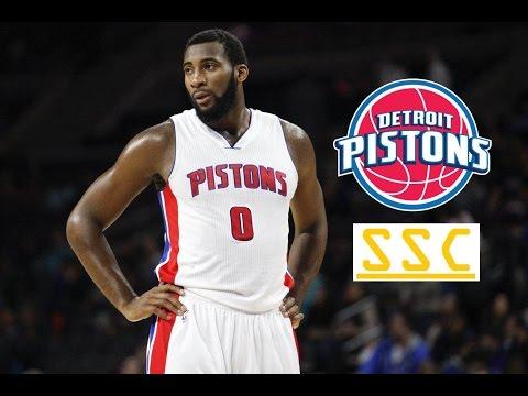 Detroit Pistons 2016-17 NBA Season Preview and Prediction