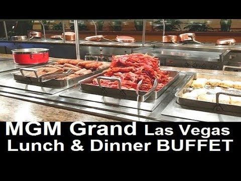 MGM Grand Vegas Lunch & Dinner Buffet Review: what ...