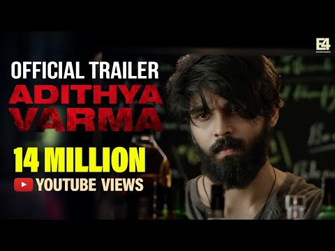 Adithya Varma | Official Trailer HD | Dhruv Vikram | Gireesaaya | E4 Entertainment