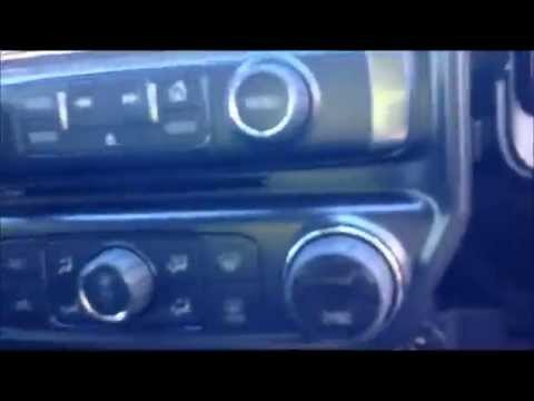 2015 Silverado Dash and switch removal - YouTube