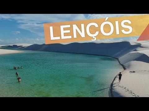Lençóis Maranhenses - Brasil :: O que fazer e como chegar no Parque Nacional dos Lençóis Maranhenses