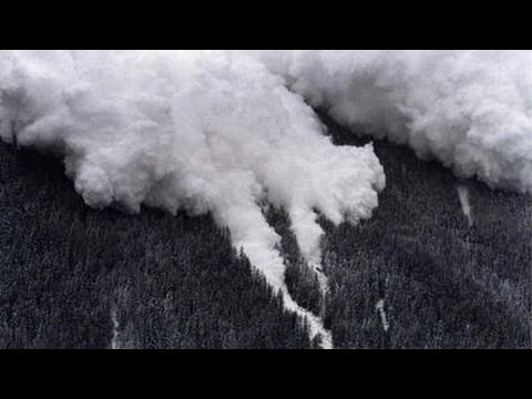 Avalanche Kills 5 Snowboarders @ Loveland in Colorado