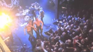 Smoke Blow live in Hamburg 2015 - Summer of Betrayal / Dark Angel / Zombie Auf'm Klapprad
