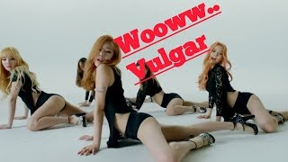 Video Klip K-Pop yang dilarang tayang di TV