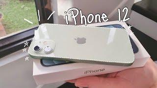 iPhone 12 Unboxing (Green) 💚 || Lara