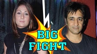 BIGG BOSS 6 Rajeev Paul's EXCLUSIVE BIG FIGHT with Urvashi Dholakia
