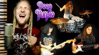 Child in Time (Cover) feat. sina-drums & Andrei Cerbu | Deep Purple