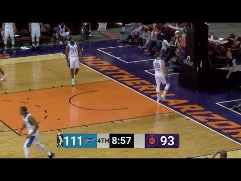 George King with 27 Points vs. Oklahoma City Blue
