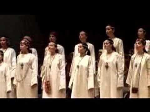 Speghani Girls Choir, Yerevan/Armenia; Dir.: S. Avtandilyan
