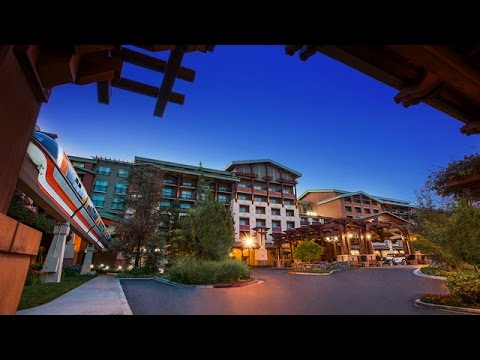 Disney's Grand Californian Hotel Area Music - DisneyAvenue.com