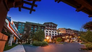 Disney's Grand Californian Hotel Area Music - DisneyAvenue.com