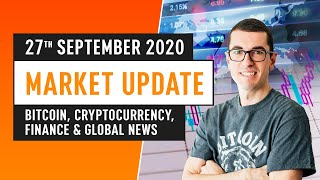 Bitcoin, Ethereum, DeFi & Global Finance News - September 27th 2020