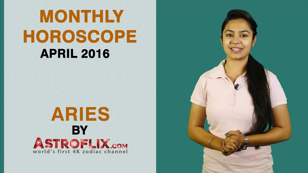 Aries | Monthly Horoscope | April 2016 | By GaneshaSpeaks com