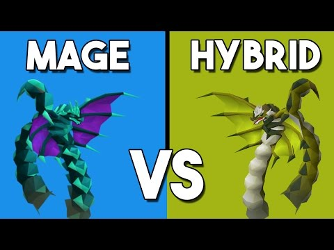 [OSRS] Hybrid Setup Vs Mage Setup at Zulrah! Which is better? Road to 1B from Nothing  - EP 25