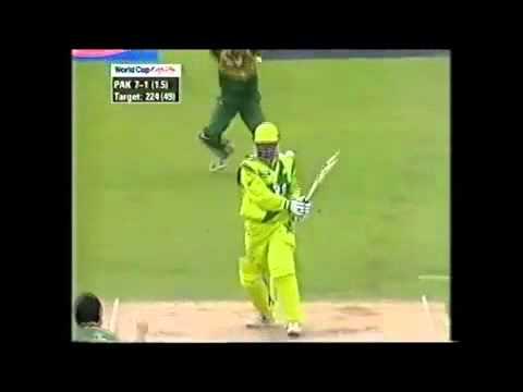 World Cup 1999: Bangladesh v Pakistan