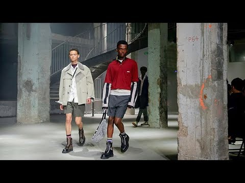 Lanvin | Spring Summer 2019 Full Fashion Show | Menswear