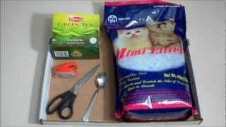 How To Make Silica Packets