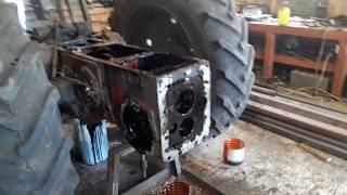 ta'mirlash traktor UMZ