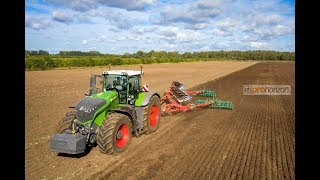 Gambar cover Fendt 1050 ploughing (kverneland RW100) 10 furrow plough