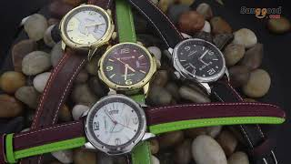 TOMORO TMR0214 Men Quartz Wrist Watch TOMORO 検索動画 18