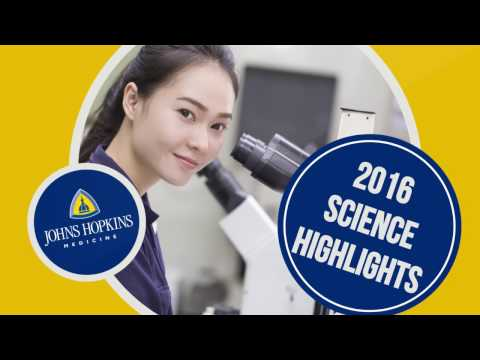 2016 Research Highlights from Johns Hopkins Medicine