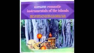 Webley Edwards ‎– Hawaii Calls - Romantic Instrumentals Of The Islands  - full vinyl album