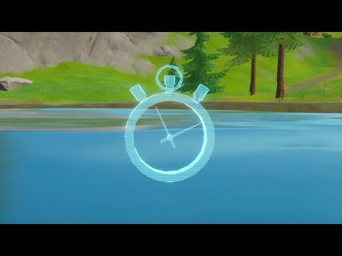 Fortnite Battle Royale – Swimming Time Trial Locations + Solutions (Dive! Challenges)